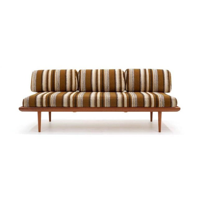 Three-Piece Peter Hvidt & Orla Mølgaard-Nielsen Sofa/Daybed and Pair of Settees - Image 2 of 10