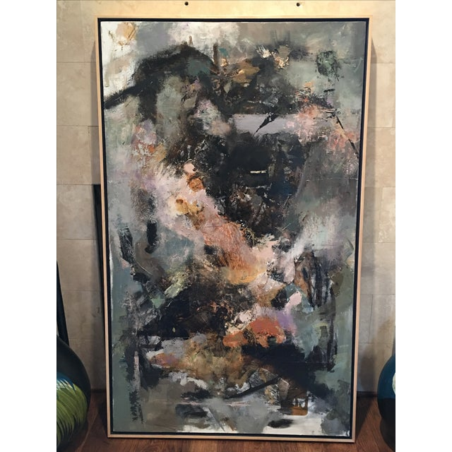 Original Abstract Painting by JJ Justice - Image 2 of 11