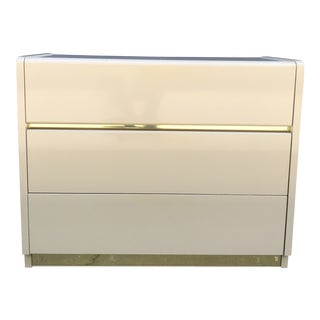 Post Modern Lane Laminated Chest For Sale