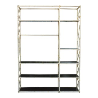 Oriental style etagere For Sale