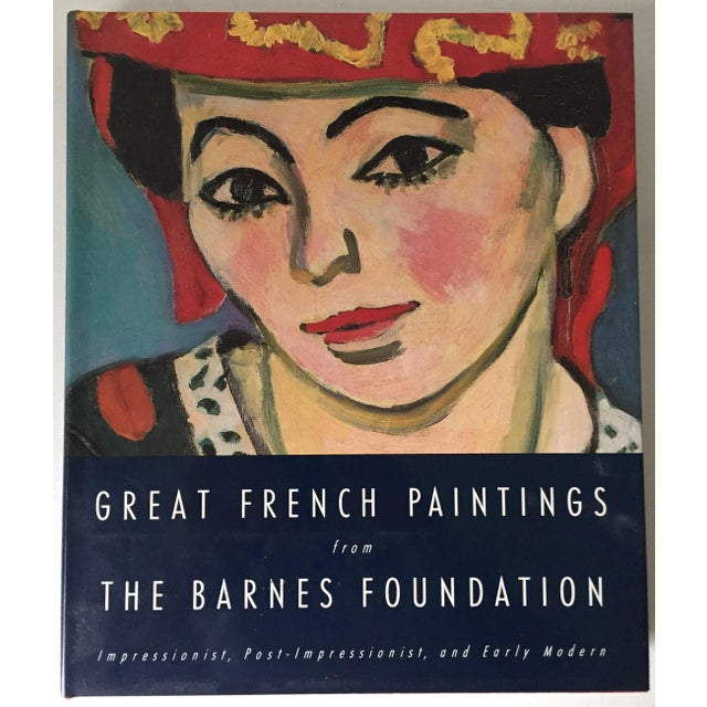 """Great French Paintings-Barnes Foundation""-Art Book For Sale - Image 10 of 10"