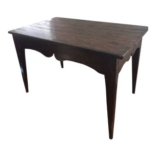 18th Century English Traditional Console Table For Sale