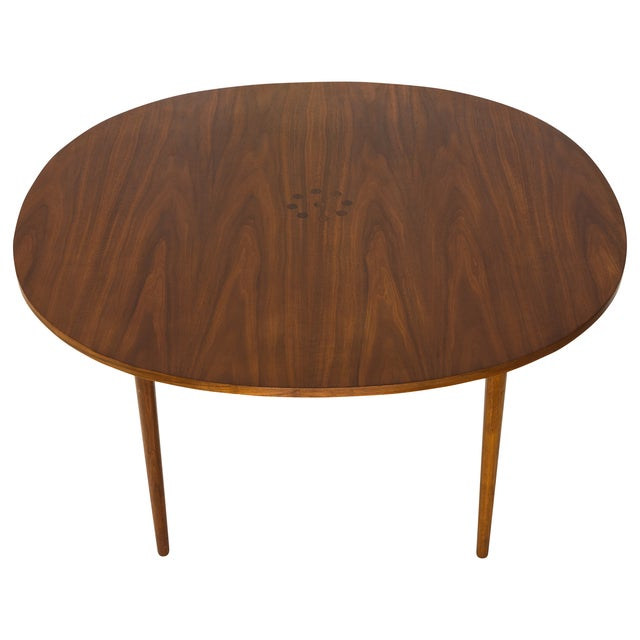 """Mid-Century Modern Kipp Stewart """"Declaration"""" Game or Dining Table For Sale - Image 3 of 4"""