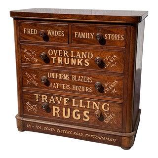 Vintage Old English Dresser For Sale