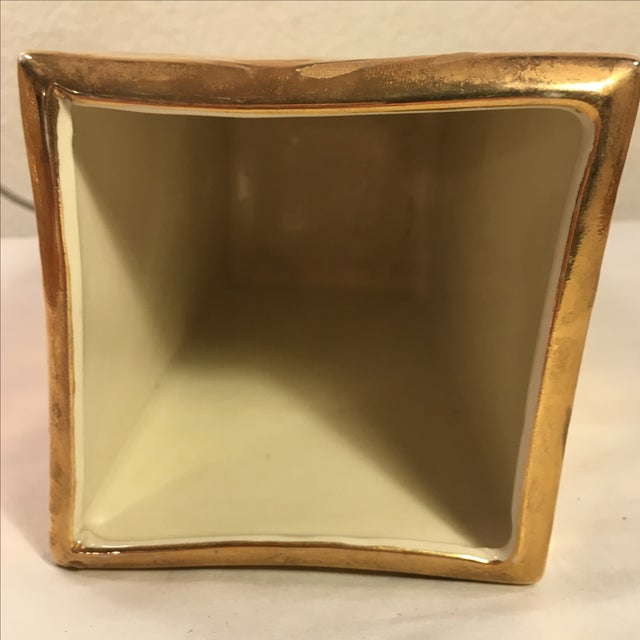 Weeping Gold Vase - Image 7 of 8