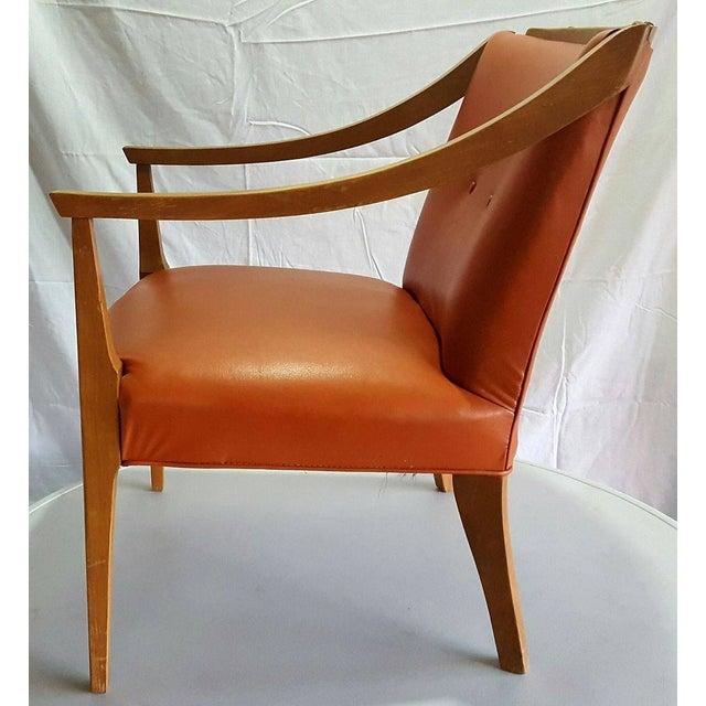 1950s Mid Century Modern Danish Style Chair - Image 3 of 4
