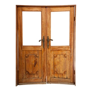 Antique French Ship Doors For Sale