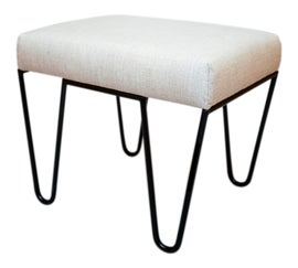 Image of Contemporary Outdoor Ottomans and Stools