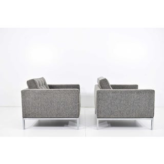 1960s Florence Knoll Chairs - a Pair Preview