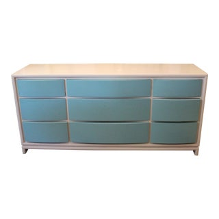 Mid-Century Painted Dresser For Sale