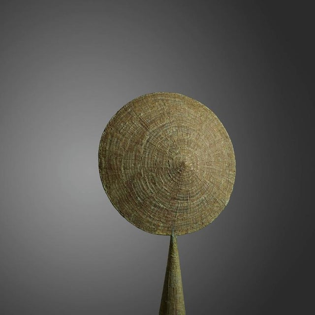 Contemporary Important Harry Bertoia Sculptures from Stemmons Towers, Dallas For Sale - Image 3 of 4