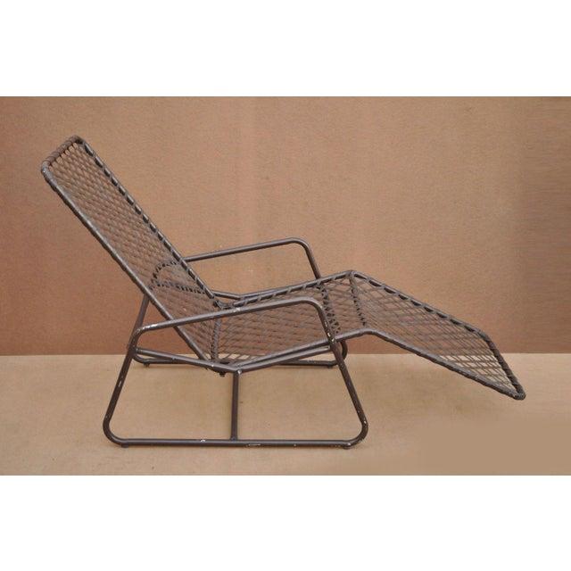 Late 20th Century Vintage Brown Jordan Kantan Tamiami Tilt Lounge Chair For Sale - Image 9 of 10