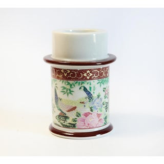 Japanese Floral Motif Candle Holder Preview