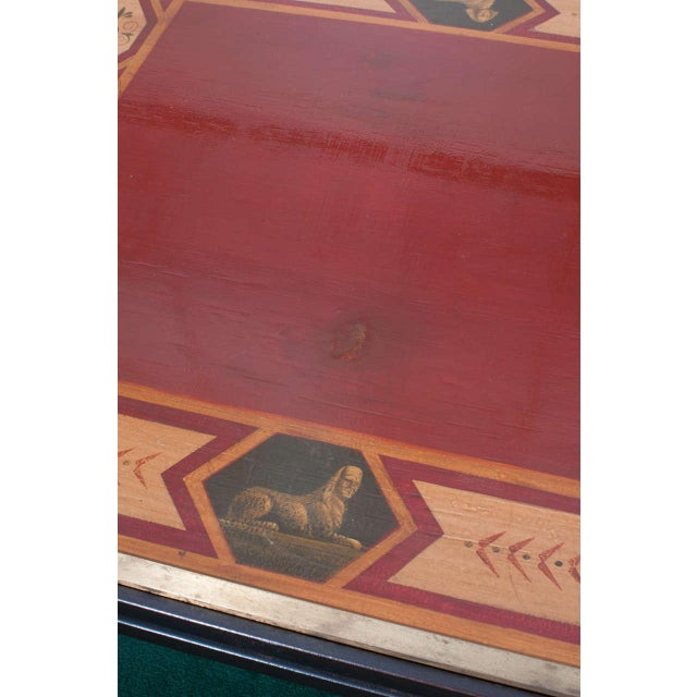 Late 20th Century Late 20th Century Neoclassical Style Coffee Table For Sale - Image 5 of 8