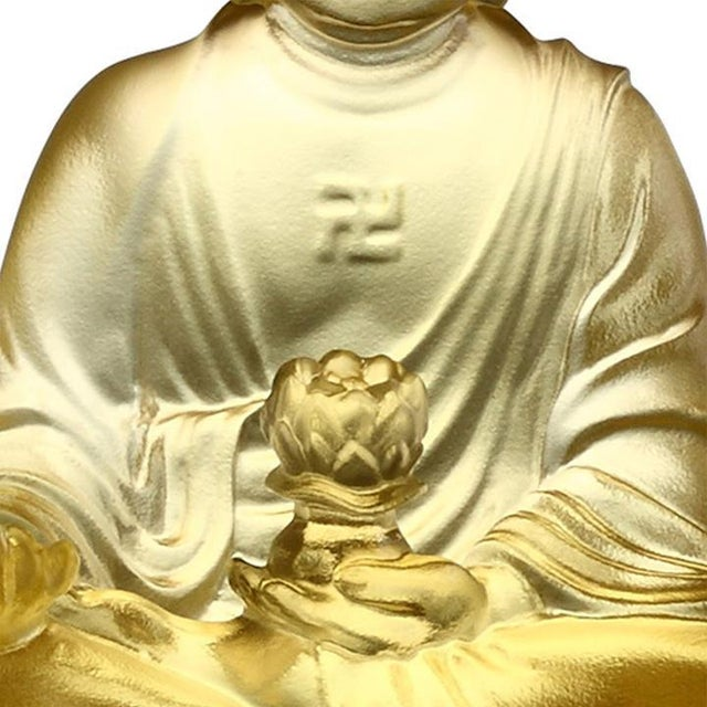 Design Concept: Guardians of Peace Buddha embodies compassion and wisdom, and the Buddha sculpture is a reminder for all...