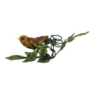 Vintage Choses Bird Figurine For Sale