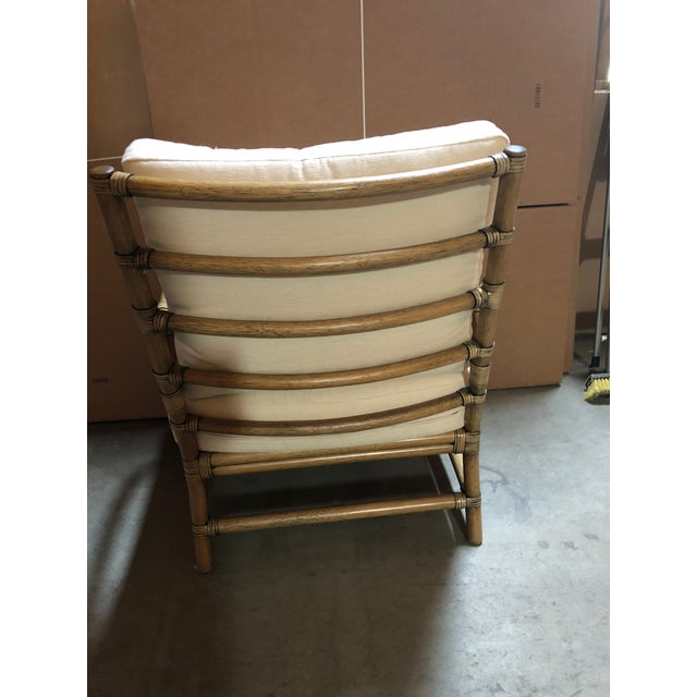 Contemporary Selamat Designs Tan Ava Lounge Chairs - A Pair For Sale - Image 9 of 13