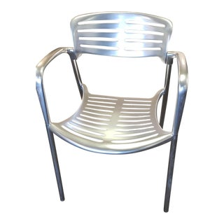 Jorge Pensi Toledo Stacking Chair For Sale