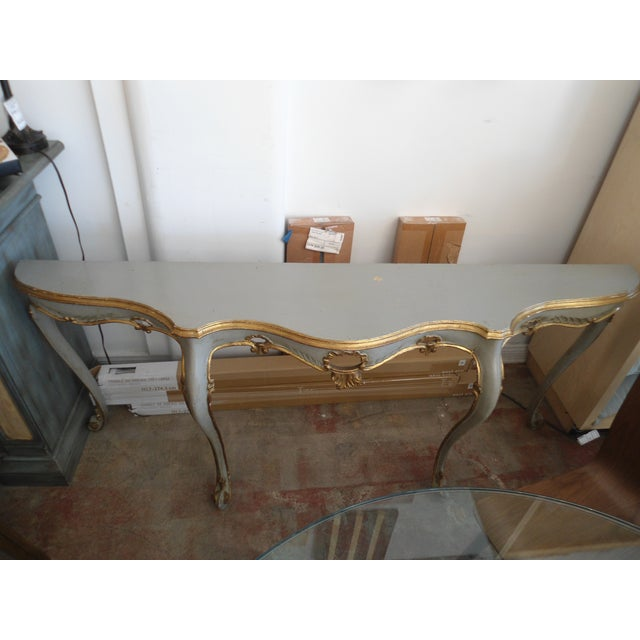 French French Style Bombay Console For Sale - Image 3 of 11