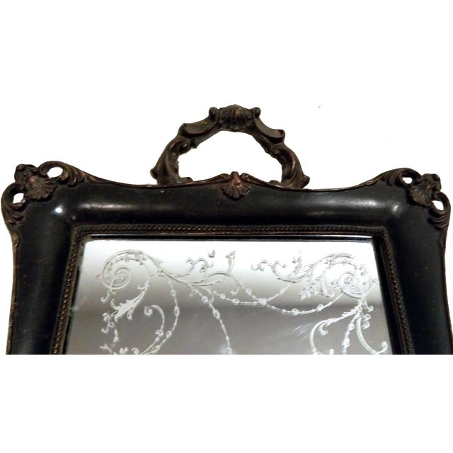 Victorian Mirrored Vanity Tray - Image 6 of 7