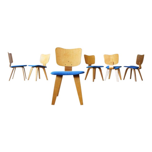 Set of 6 Thaden Jordan Dining Chairs For Sale