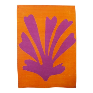 "Henri Matisse ""Palm"" First German Edition Poster For Sale"