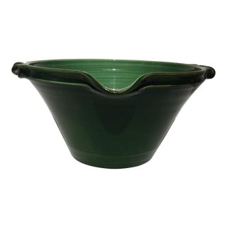 French Provence Pottery Bowl