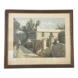 1880s Original H. Marshall Gardiner Painting For Sale