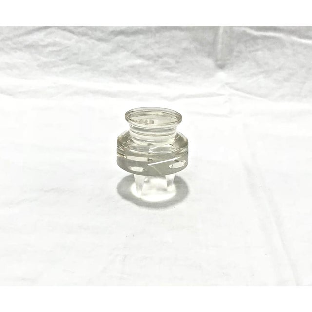 Lucite Sheffield Cheese & Cracker Serving Set, 18 Pcs. For Sale - Image 10 of 12
