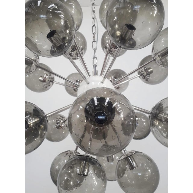 Nova Sputnik Chandelier by Fabio Ltd For Sale In Palm Springs - Image 6 of 9