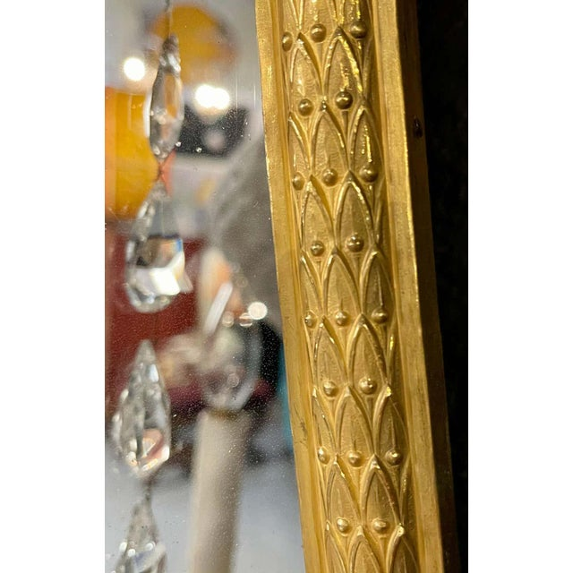 Maison Baguès Mirrored Wall Lights, Sconces or Girandoles - a Pair For Sale - Image 9 of 13