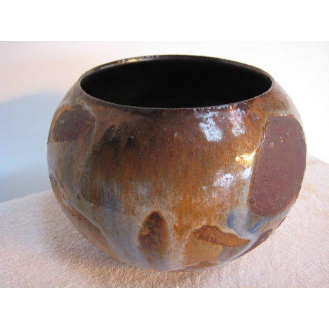 1960s 1960s Organic Modern Frans Wildenhain Ceramic Vase For Sale - Image 5 of 6