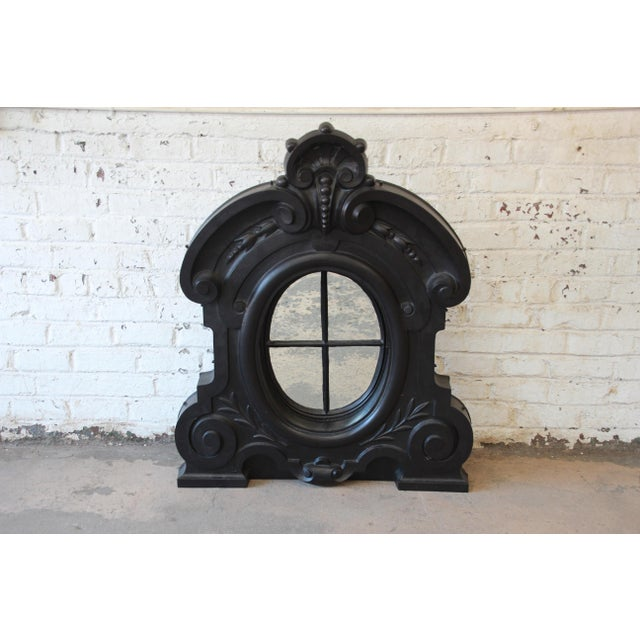 Offering a very rare and unique 19th Century French dormer from France. Historically this beauty sat at the top of a large...