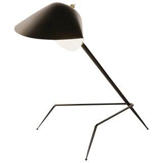Serge Mouille Tripod Desk Lamp For Sale