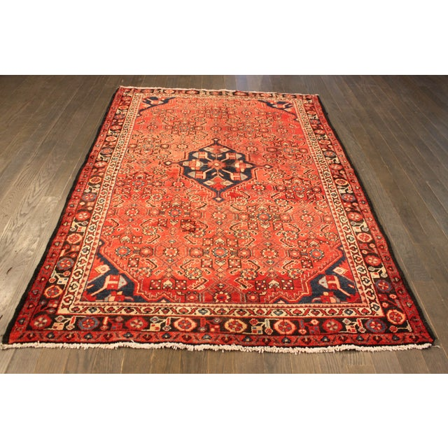 "Apadana Persian Rug - 4'5"" x 6'6"" - Image 2 of 4"