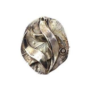Modernist Zahara Schatz Brooch For Sale