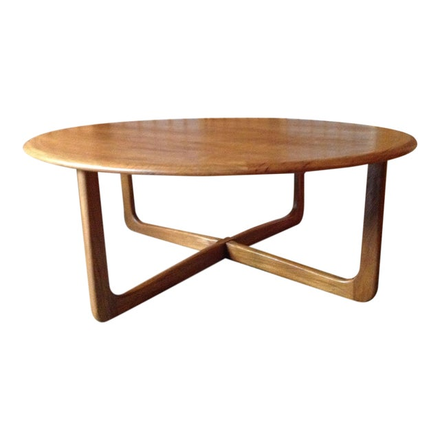 Mid-Century Coffee Table - Image 1 of 4