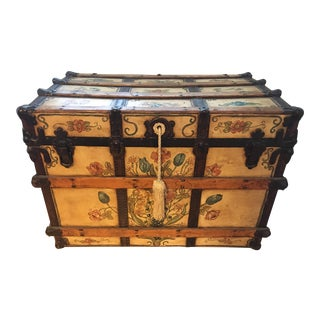 Vintage Hilde Restored Trunk For Sale