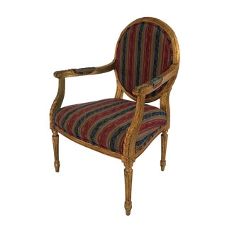 Vintage Louis XVI Chair