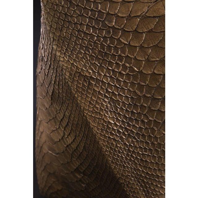 Erin Sullivan, Bronze Serpent, USA, 2015 For Sale - Image 9 of 11