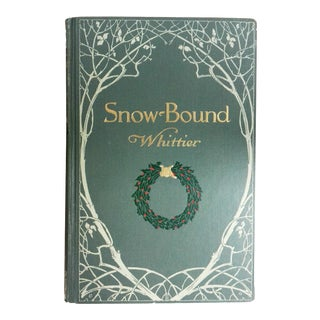 "1906 ""Snow-Bound"" Collectible Book For Sale"