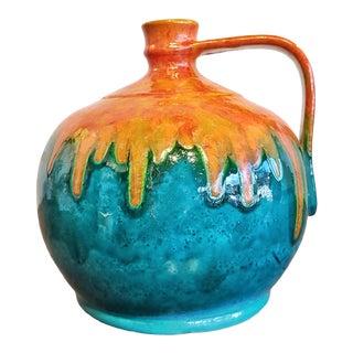 Mid Century Modern Hungarian Jug Vase For Sale