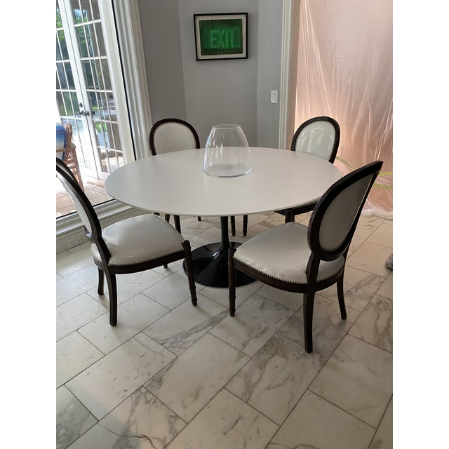 Baker Milling Road Louis Xv Dining Room Chairs Set Of 6 Chairish