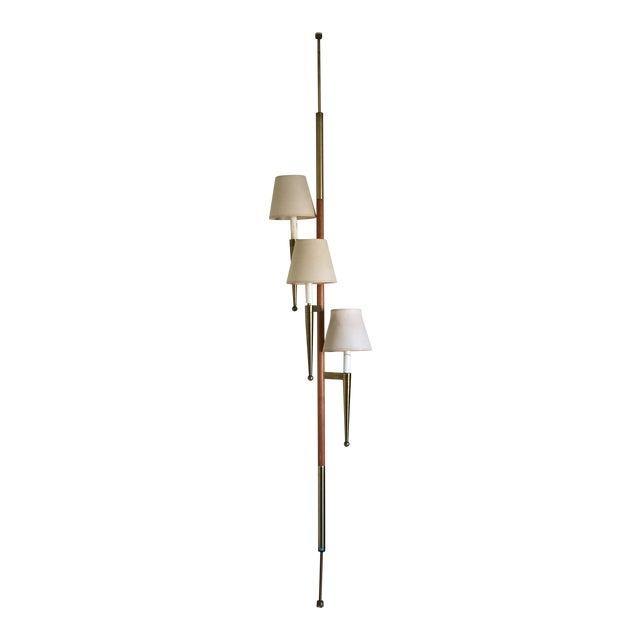 Marvelous Vintage S El Pole Extension Floor Lamp Chairish Wiring 101 Hateforg