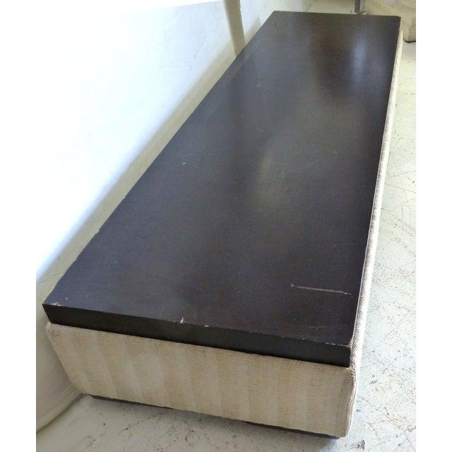 Modern Long Low Bench - Image 4 of 6
