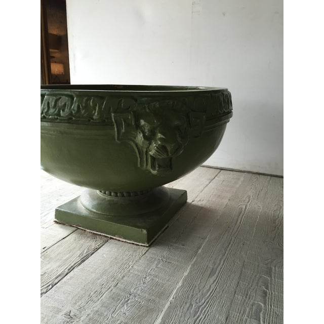 Terracotta Urn From Kansas City For Sale - Image 4 of 5