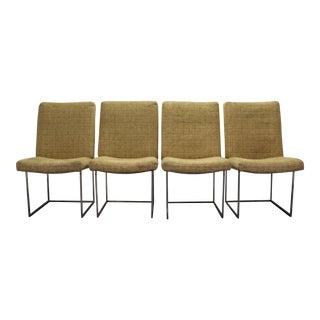 Set of 6 Mid-Century Danish Modern Milo Baughman Thayer Coggin Dining Chairs