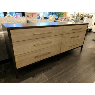Alder Wood 6-Drawer Dresser Preview