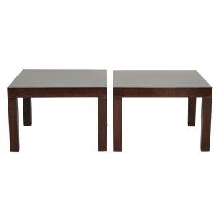 1950s T.H. Robsjohn-Gibbings Parsons Occasional Tables - Set of 3 For Sale