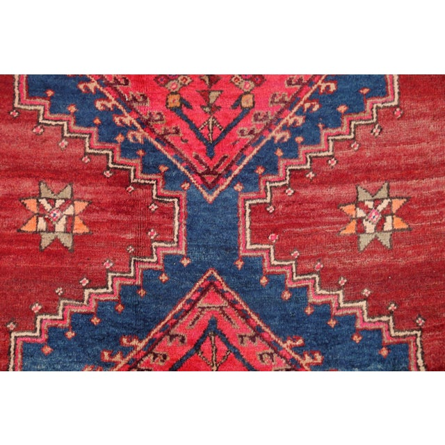 Ardebil Persian Runner Rug - 3′8″ × 7′4″ - Image 4 of 4
